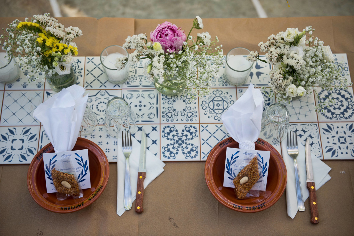 Neda Decorations | Traditional Greek Wedding Decoration in