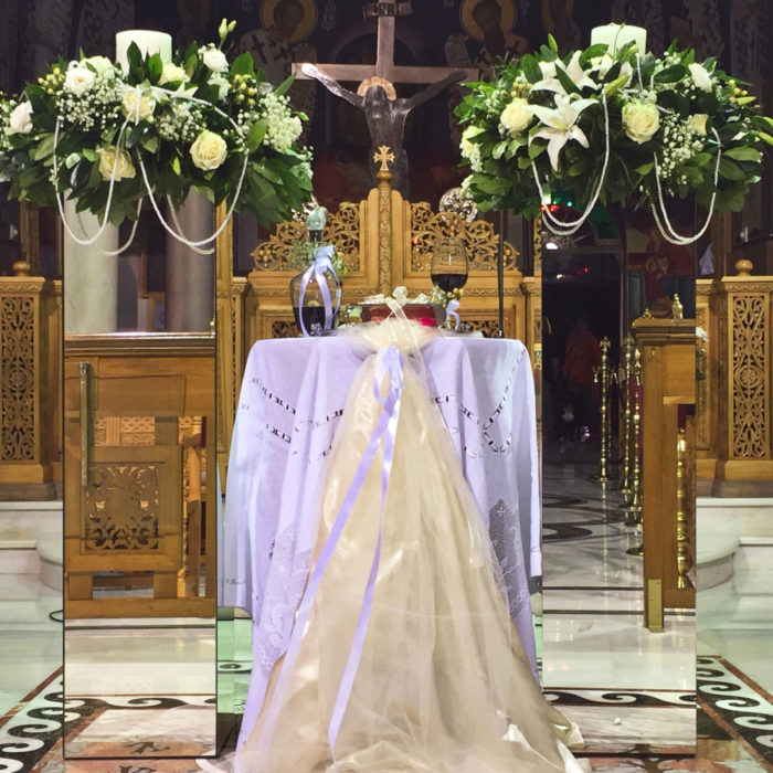 12a473c2b5b Neda Decorations | Βάσεις Καθρέφτη Λαμπάδες Γάμου - Wedding Memories