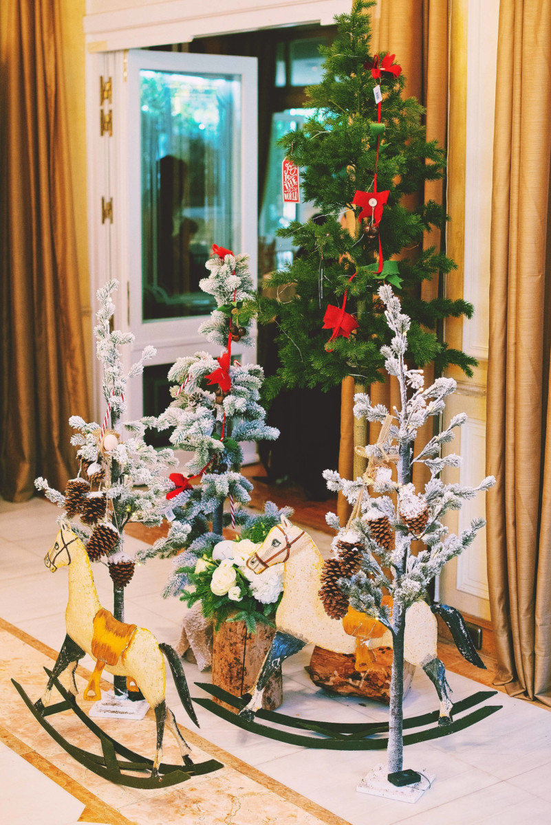 Christmas Christening.Neda Decorations Christmas Christening Decoration Agios