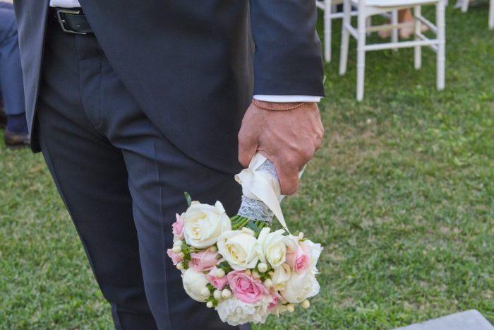 Νυφική Ανθοδέσμη Γάμου Παιώνιες