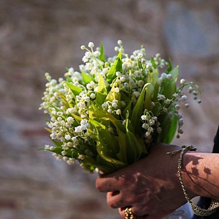 Νυφική Ανθοδέσμη Γάμου Μιγκέ