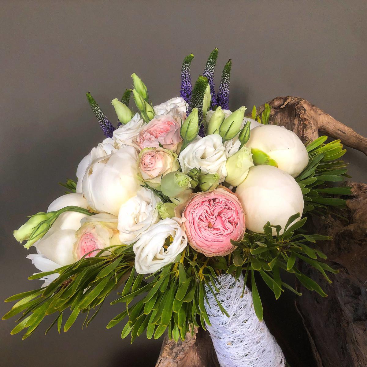 Bridal Bouquet David Austin