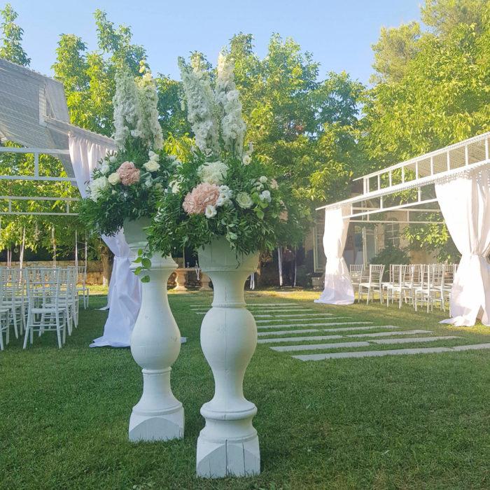 Wedding Decoration Flower Pedestals