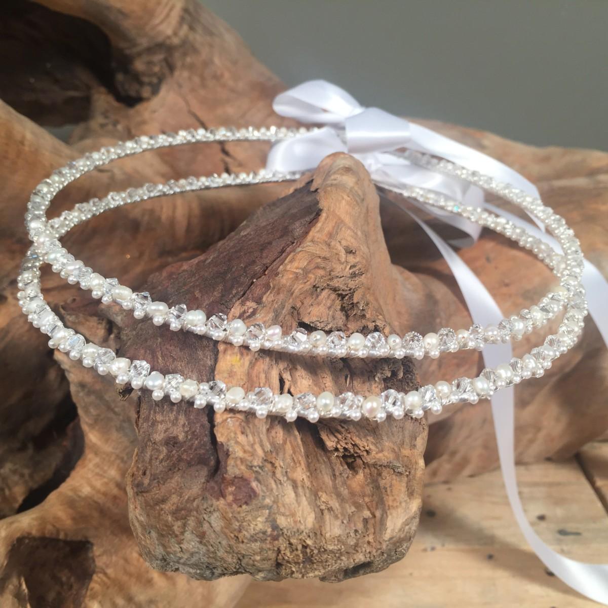 Stefana Handmade Pearls & Swarovski