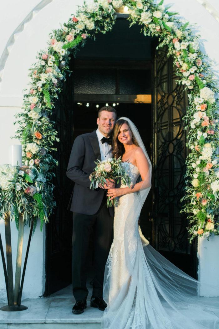 Στολισμός Γάμου με Ελιά