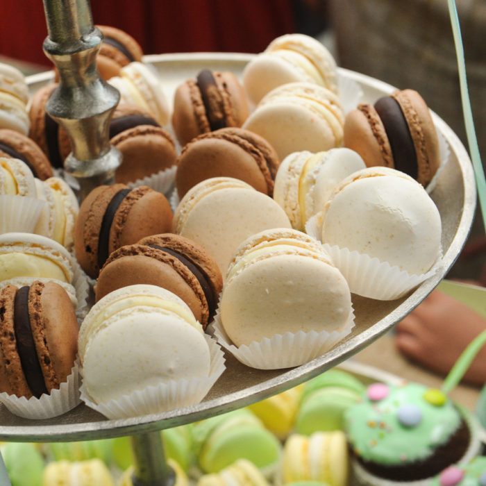French Macarons Candy Bar