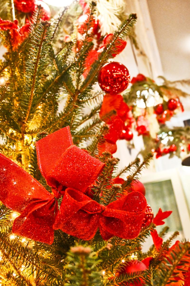 Christmas Decoration Trattoria