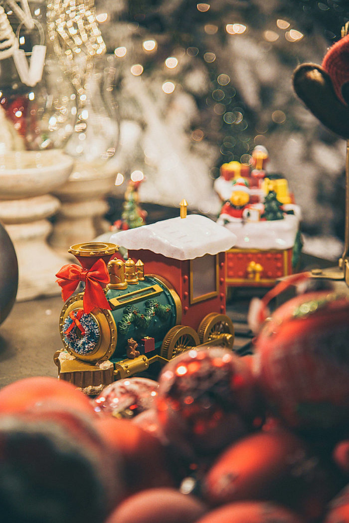 Christmas Decorative Train