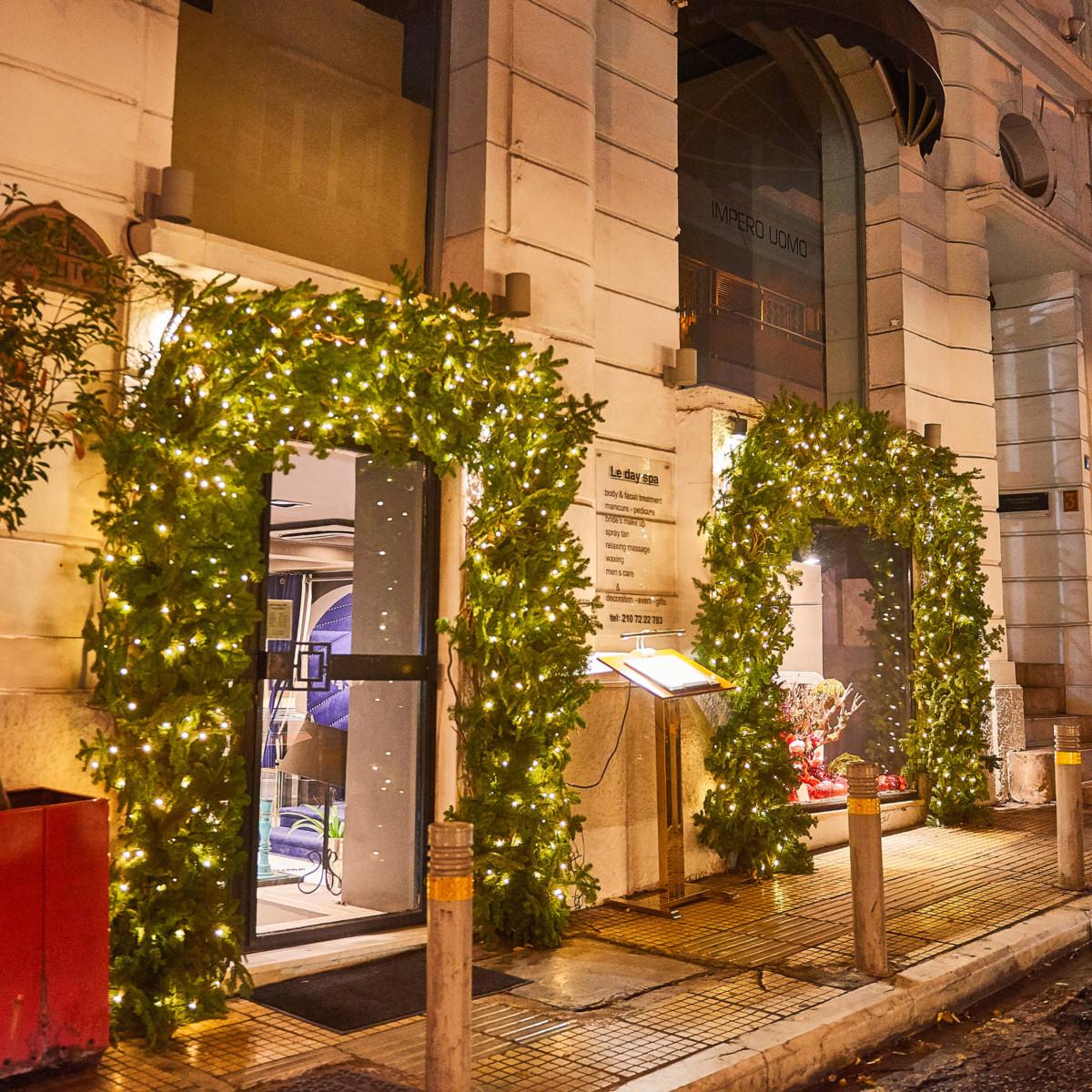 Christmas Decoration Leday Spa