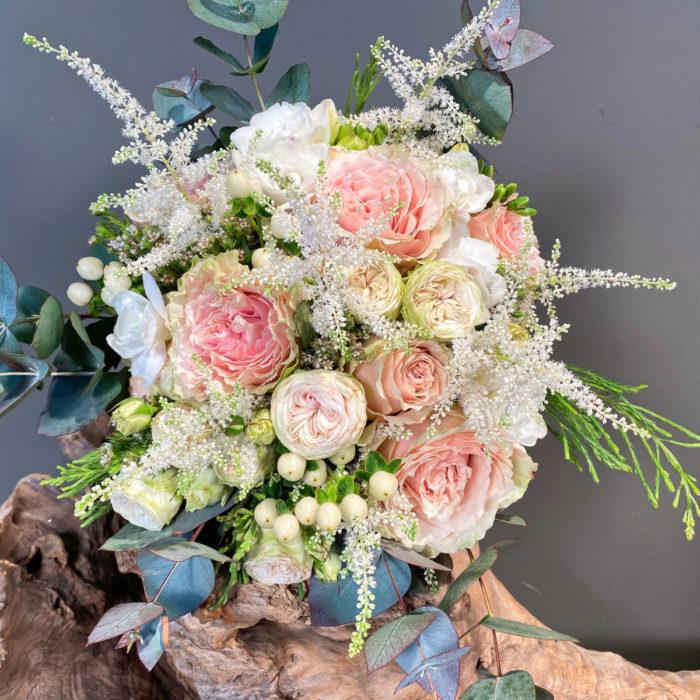 Νυφική Ανθοδέσμη Γάμου Αστίλμπ