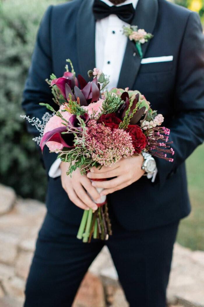 8 Πρωτότυπες Ανθοδέσμες Γάμου Καλοκαίρι - Φθεινόπωρο 2020