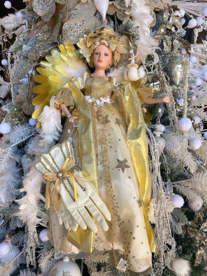 Χριστουγεννιάτικη Διακόσμηση Δέντρου Νεράιδα