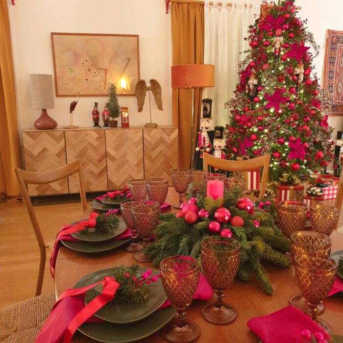 Χριστουγεννιάτικη Διακόσμηση Άκη Πετρετζίκη