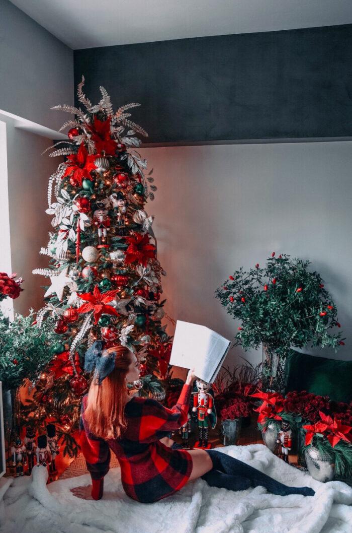 Χριστουγεννιάτικη Διακόσμση Σπιτιού @evelynkazatzoglou