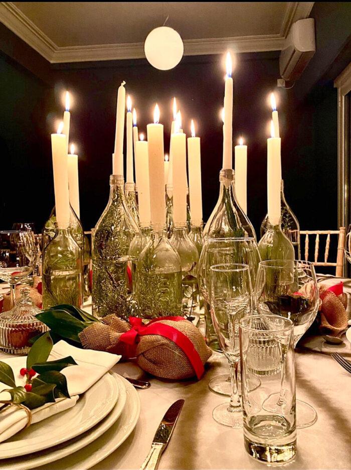 Χριστουγεννιάτικη Διακόσμηση Πρωτοχρονιάτικου Ρεβεγιόν