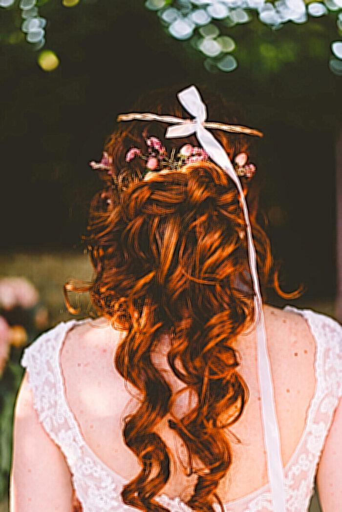 Hair Coif Hypericum Limonium