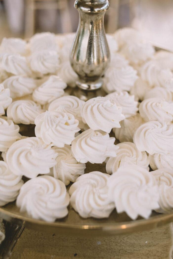 Candy Bar Γάμου Μπεζέδες