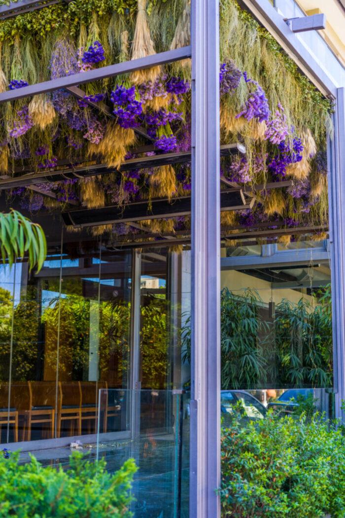Διακόσμηση Αποξηραμένα Λουλούδια Vezene Athens