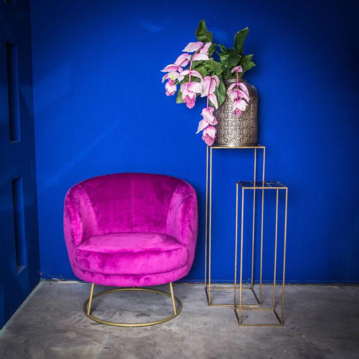 Home Decoration Intense Colors