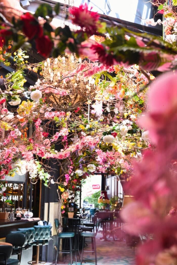 Decoration Artificial Flowers Noel
