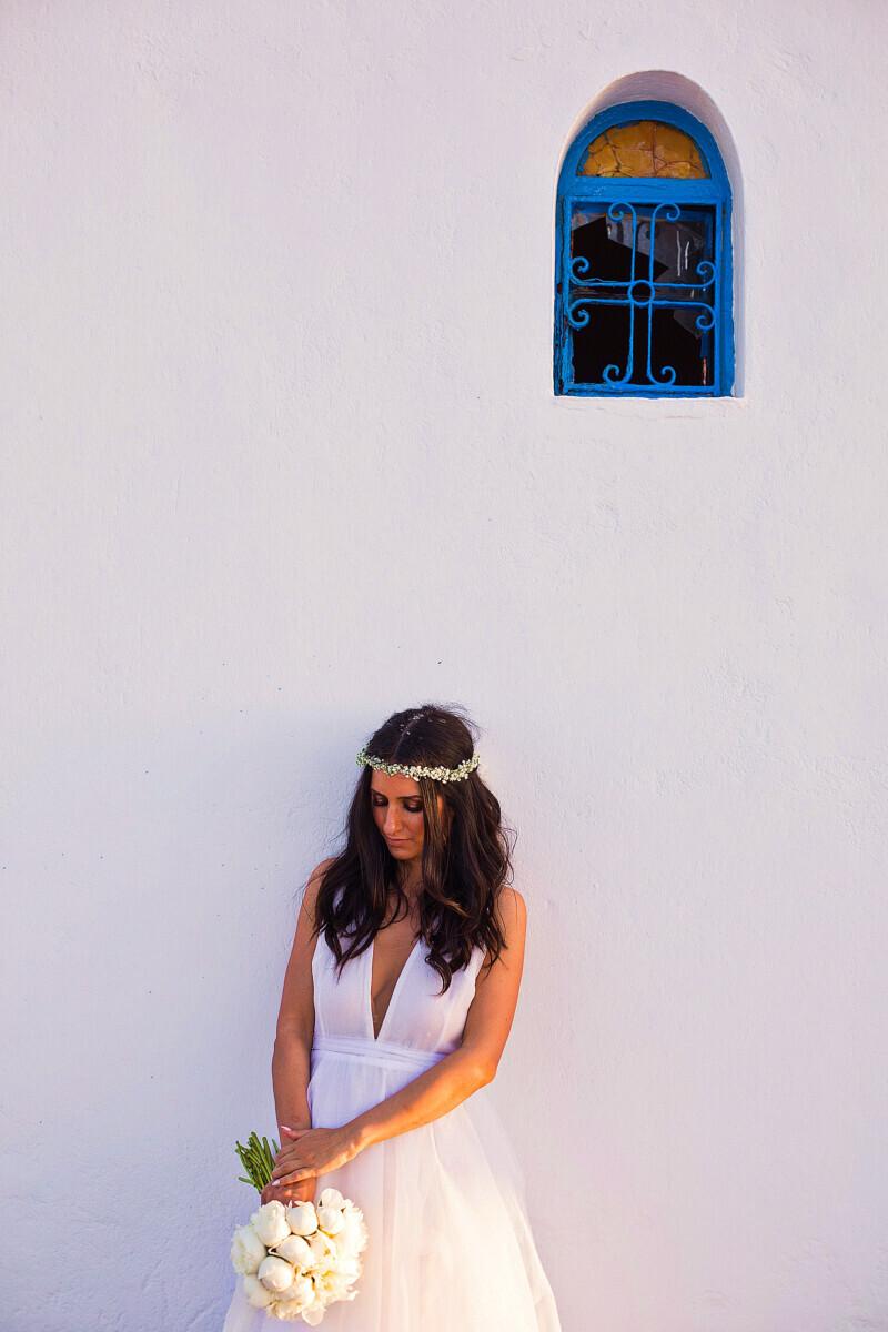 Bridal Bouquet – Gypsophilum Wreath – Bride Accessories